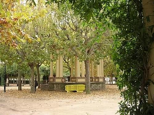 Parque Miguel Servet - Huesca