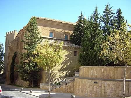 Plaza San Juan de la Peña - Huesca