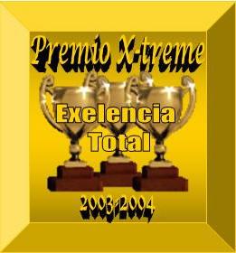 Premios X-Treme